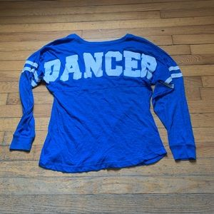 'Dancer' Varsity Top